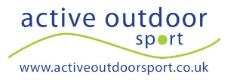 Active Outdoor sport logo