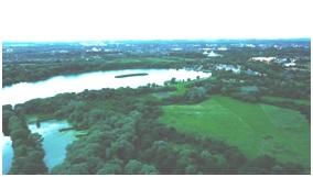 Aerial Bedford Half 2017