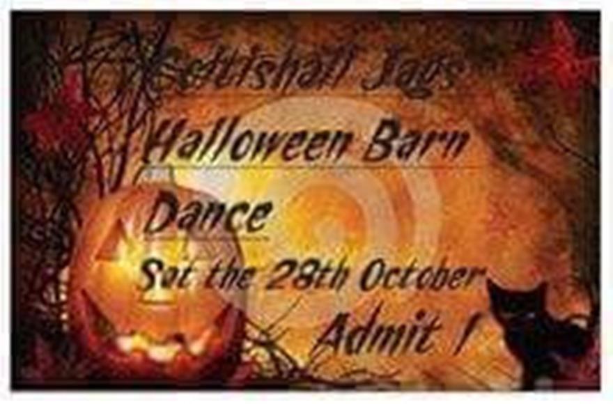 Halloween Barn Dance