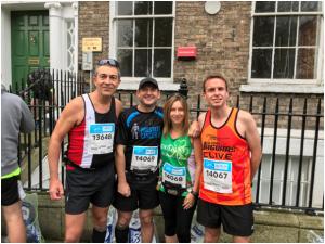 Dublin Marathon 1 2017