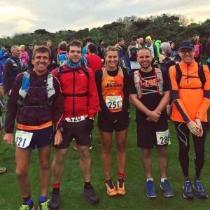 Norfolk Coastal Marathon 2017